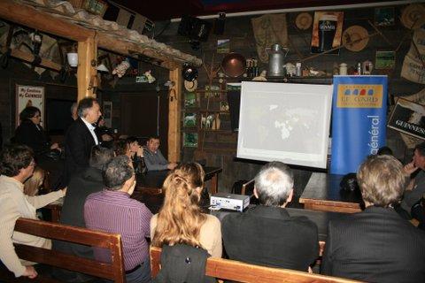 Conférence «Comment utiliser les réseaux sociaux internet pour  développer ses affaires à l'international ?» Ki Solutions intervient pour Gard International