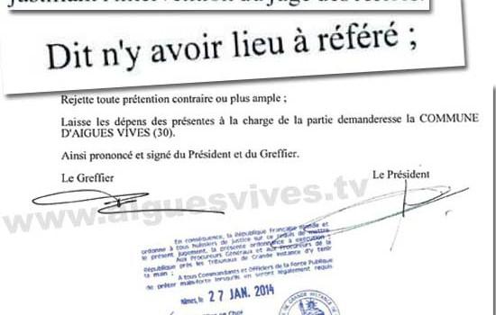 La société Ki Solutions obtient gain de cause contre la commune d'Aigues-Vives qui voulait confisquer le site aiguesvives.fr