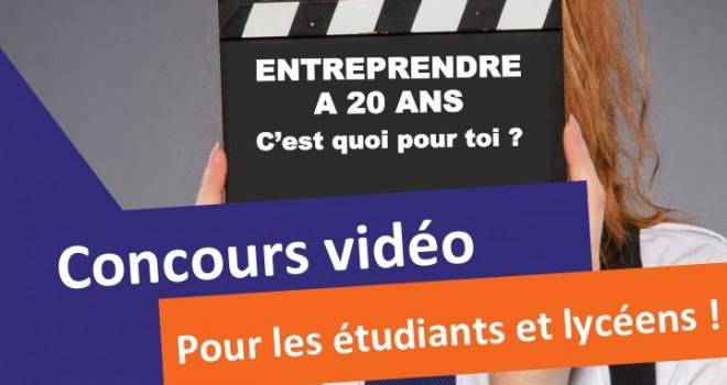 Ki Solutions membre du jury du 1er concours vidéo «Entreprendre à 20 ans» à Nîmes